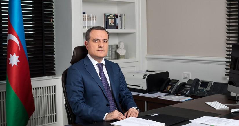 Глава МИД Азербайджана отправился в Москву