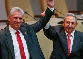 На Кубе объявили преемника Рауля Кастро