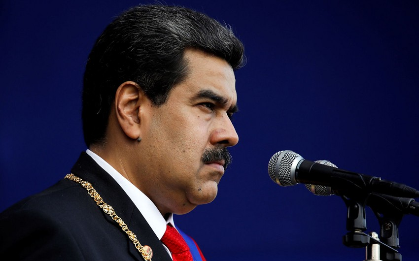 Мадуро обвинил президента Колумбии в ненависти к Венесуэле