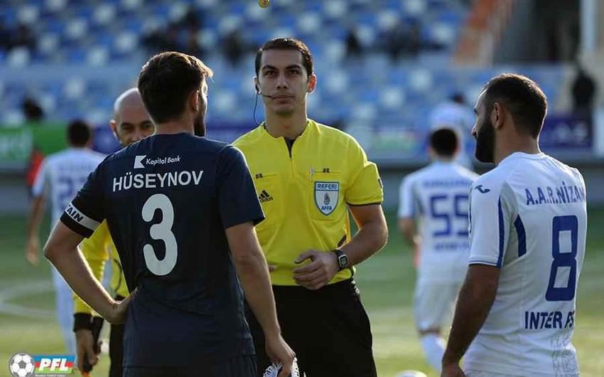 Азербайджанский рефери проконтролирует матч Швеция- Кипр