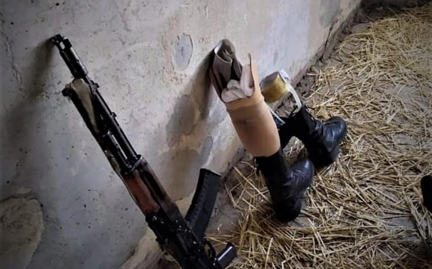 İkinci Qarabağ müharibəsində əlil olmuş ermənilərlə bağlı məlumat  -