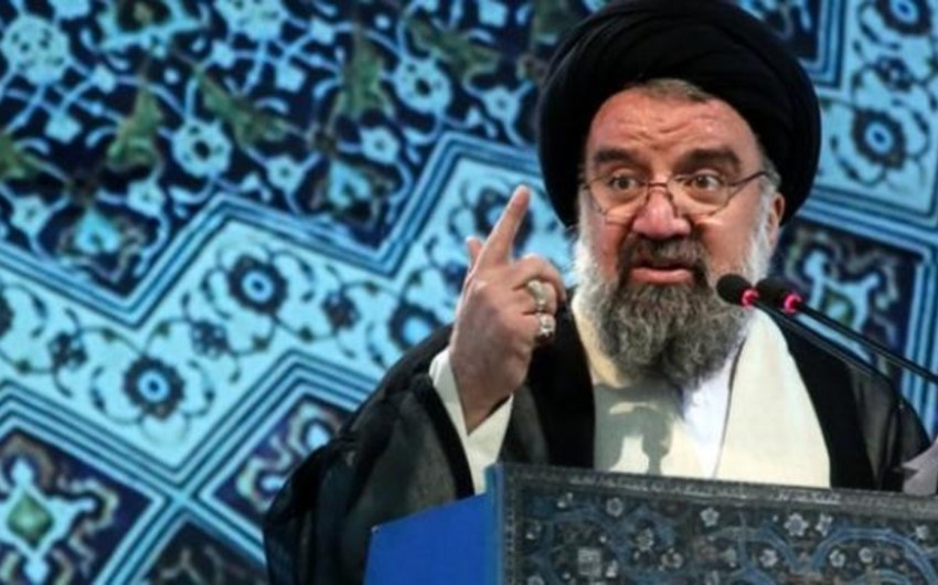 İranın tanınmış din xadimi İsraili hədələyib