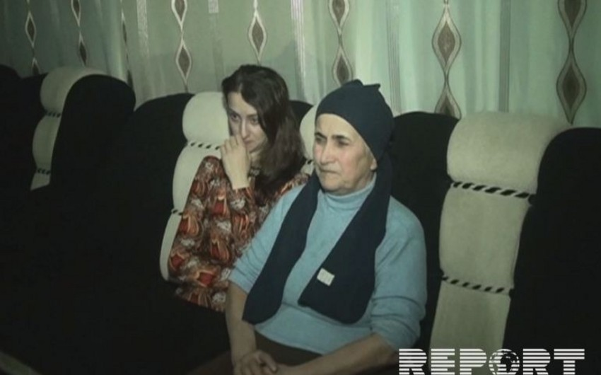 Azərbaycanda evdən qaçan 28 yaşlı qadın atasının evinə qayıdıb - FOTO