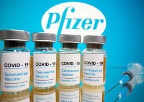 Pfizer-BioNTech peyvəndinin uşaqlarda effektivlik dərəcəsi açıqlanıb