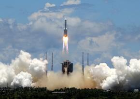 Çinin kosmik raketinin qırıntılarının düşdüyü yer açıqlanıb