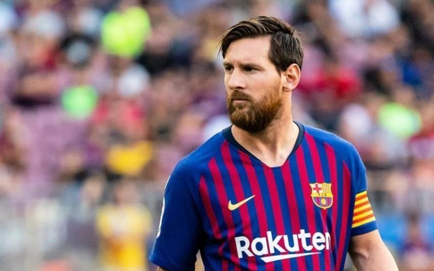 Messi Barselona ilə müqaviləsini uzatmağı təxirə salıb