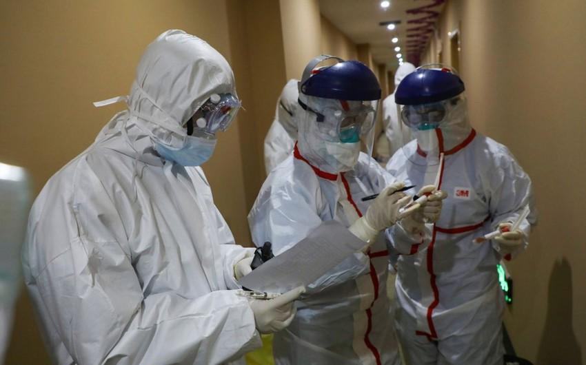 Qazaxıstanda koronavirusa yoluxanların sayı 5,5 min nəfərə çatır