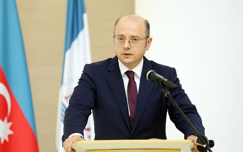 """Nazir: """"Azərbaycan Türkmənistan qazının nəqlində maraqlıdır"""""""