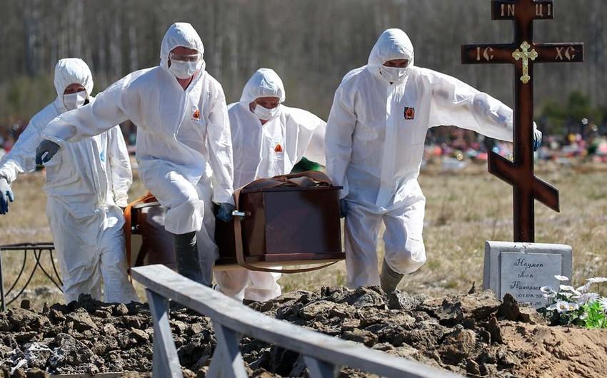 Moskvada COVID-19-dan 66 nəfər öldü