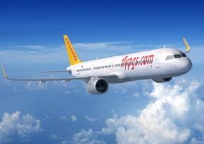 Pegasus starts flights from Alanya to Baku