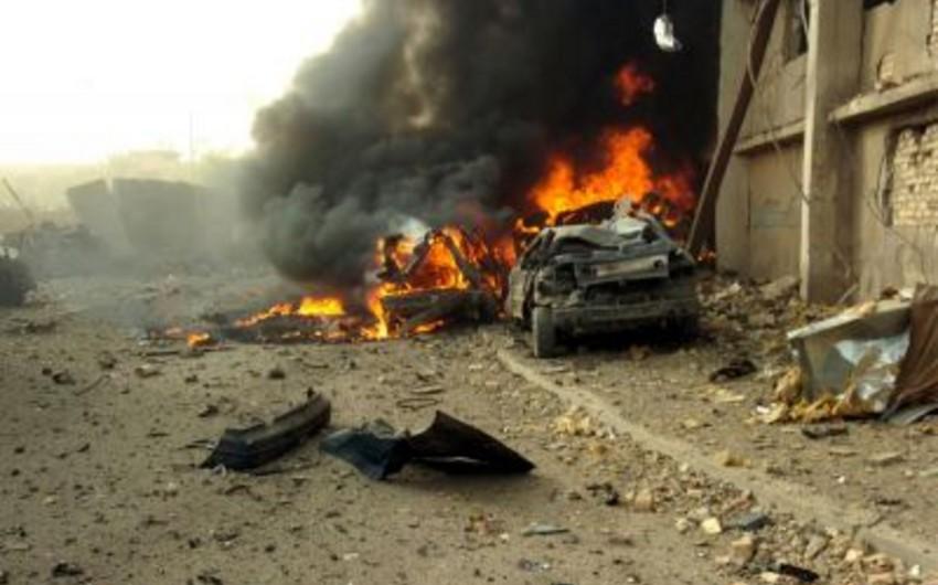 İraqda baş vermiş terror aktında 3 nəfər ölüb