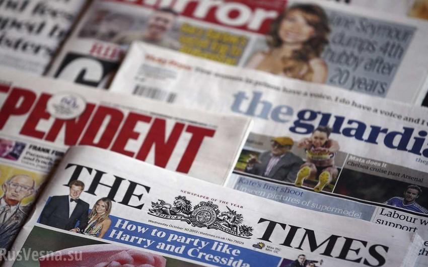 Британские СМИ: соглашение по Каспийскому морю открывает путь энергопроектам