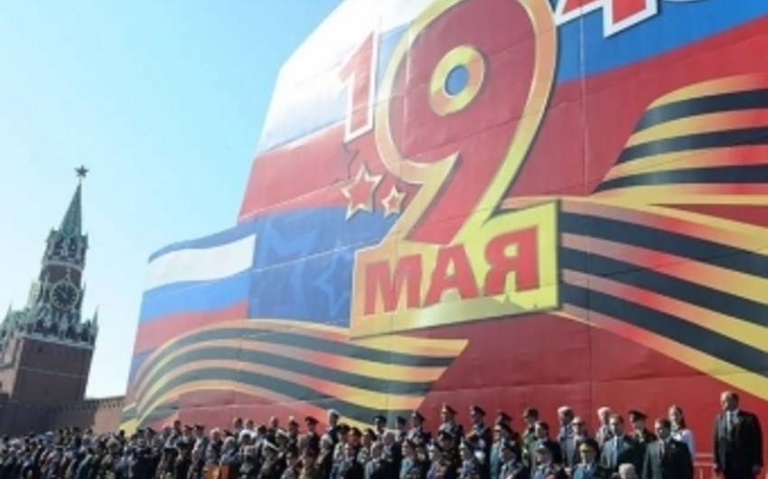 30-dan artıq ölkə Moskvada keçiriləcək Qələbə günündə iştirak edəcəyini təsdiqləyib