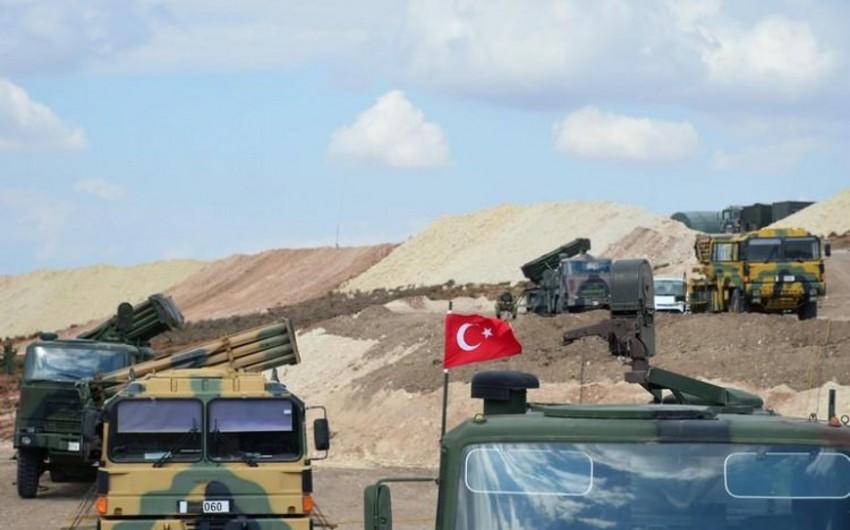 Türkiyə Suriya ərazisində monitorinq aparmaq üçün qurğu quraşdırır