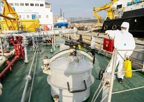 ASCO gəmilərini yenidən dezinfeksiya edib