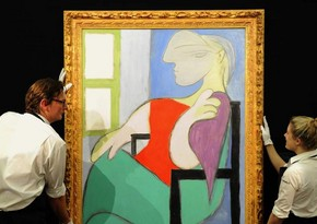 Picasso's works worth $104M to be put up for auction
