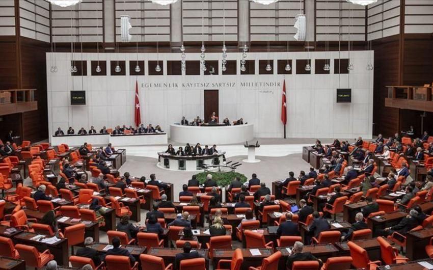 Türkiyə parlamenti Liviya ilə müdafiə müqaviləsini müzakirə edəcək