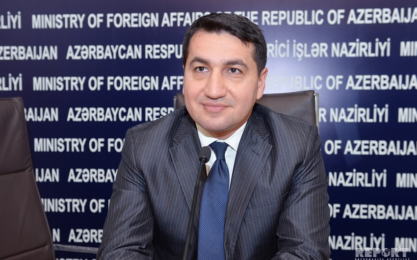 Hikmət Hacıyev BMT Baş Assambleyasının komitə iclasında iştirak edir