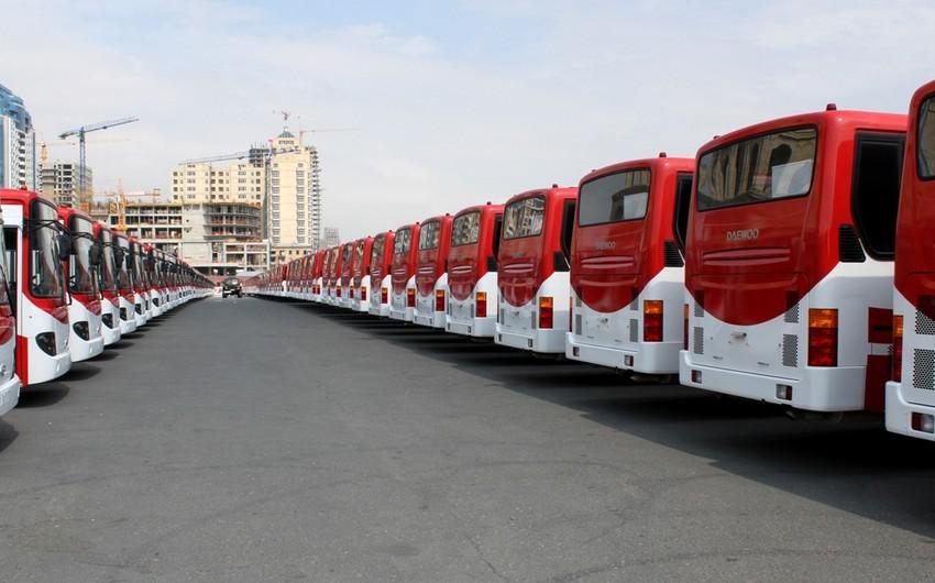 Bakıda avtobus sürücülərinə xüsusi nəzarət ediləcək