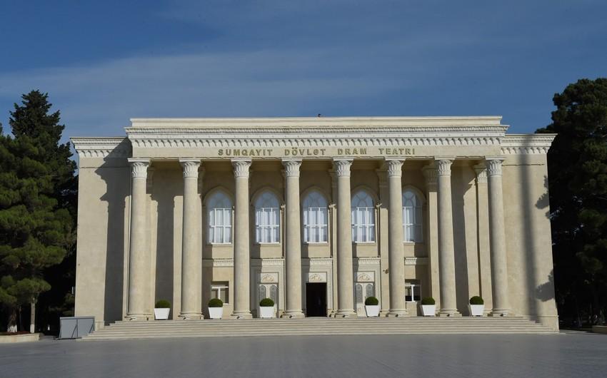 Sumqayıt Dövlət Dram Teatrı aktyor axtarır