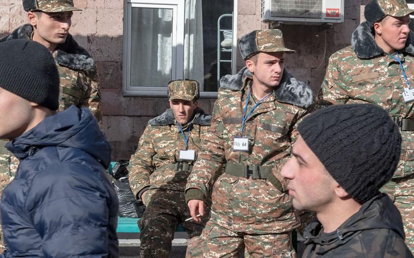 Ermənistanda hərbi xidmətə çağırış üzrə Tibbi Komissiyanı yaratmaq mümkün olmur