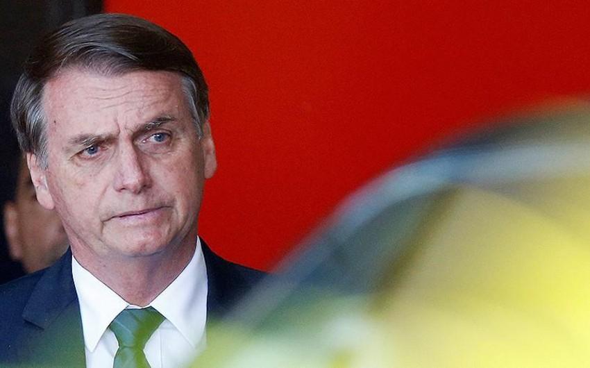 Donald Tramp Braziliya prezidentinin inauqurasiyasına qatılmayacaq