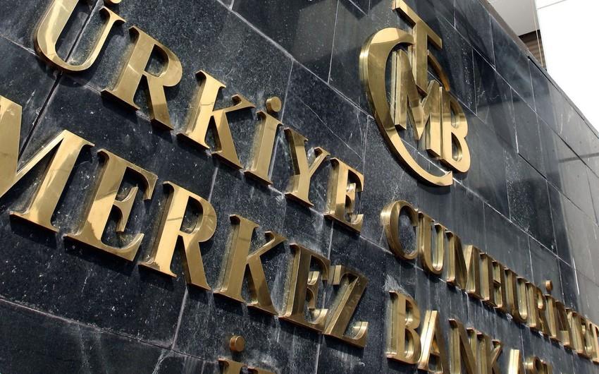 Türkiyə Mərkəzi Bankı 2017-ci il üçün proqnozlarını yeniləyib