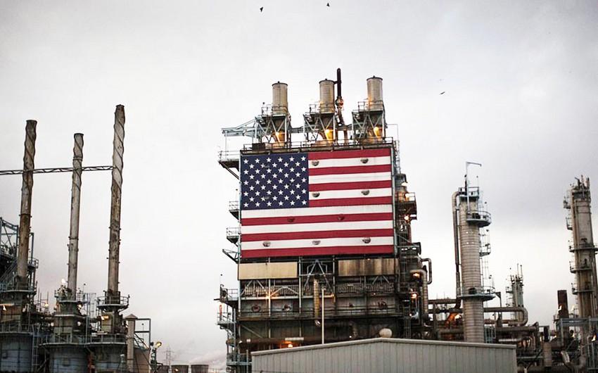 ABŞ-da neft ehtiyatları azalır