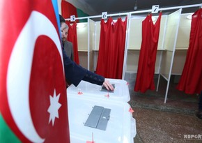 2020 Parliamentary Elections: People of Azerbaijan cast votes - PHOTO