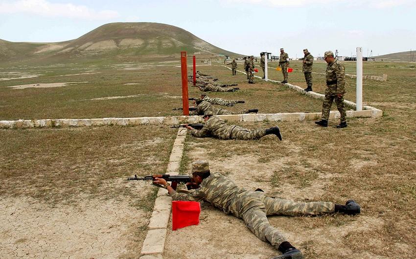 Azərbaycan ordusunda hərbi beşnövçülük üzrə birincilik yarışları keçirilir