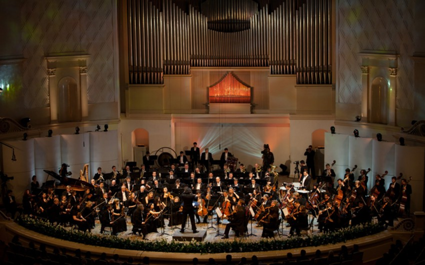 Azerbaijan Symphony Orchestra to perform in Moscow