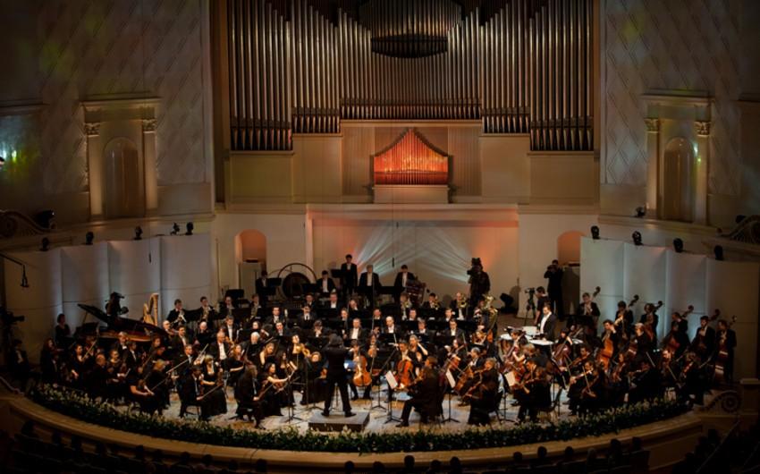 Azərbaycan Simfonik Orkestri Moskvada premyera ilə çıxış edəcək