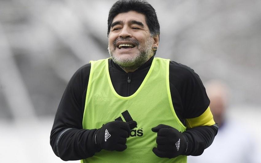 FİFA Dieqo Maradona ilə əməkdaşlığa son qoyub