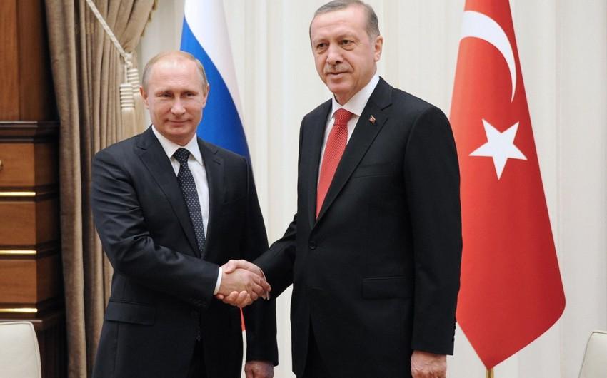 Putin Akkuyu AES-nin 2023-cü ildə istifadəyə veriləcəyini bildirib