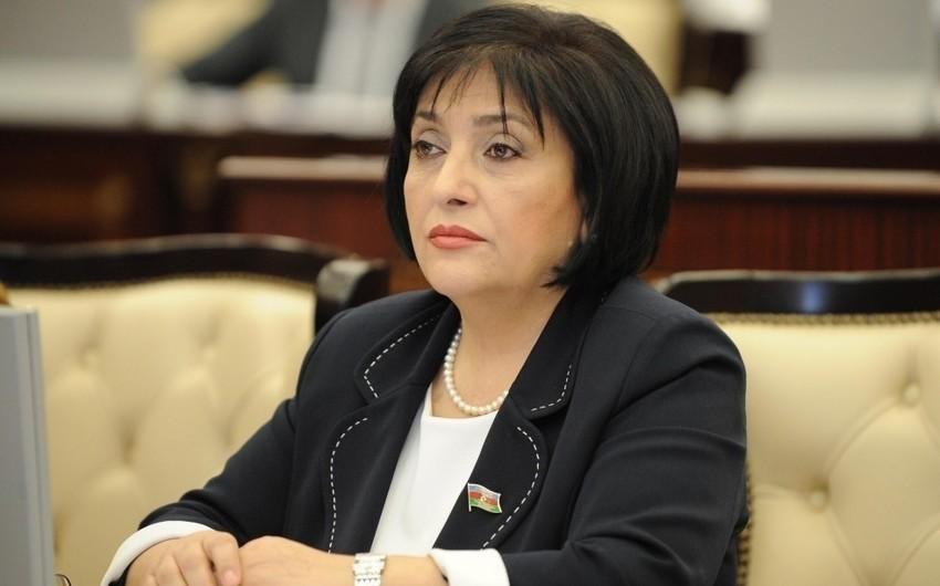 """Milli Məclisin yeni sədri: """"Öhdəmə düşən vəzifələri layiqincə yerinə yetirəcəyəm"""""""