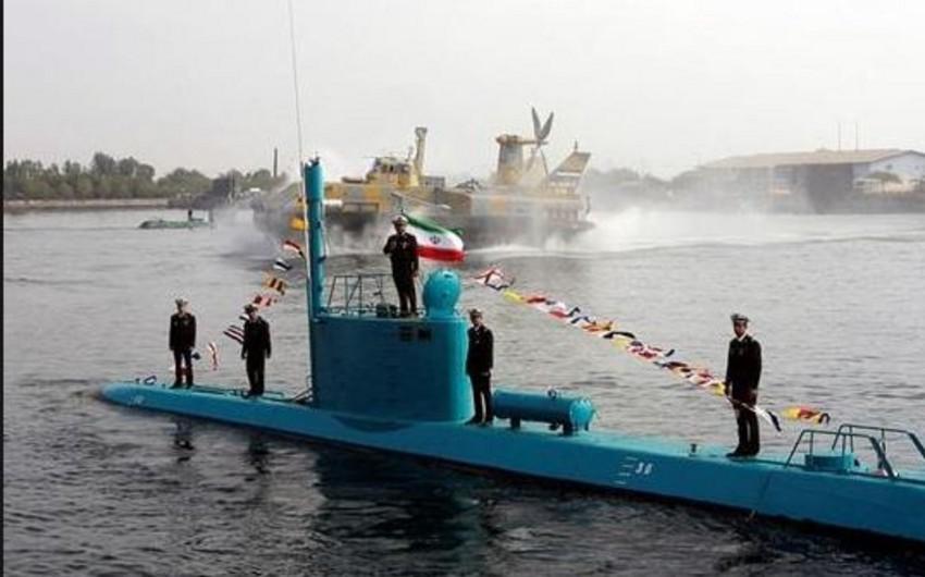 Три человека погибли при взрыве на подводной лодке в Иране