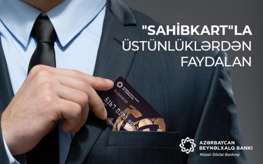 Azərbaycan Beynəlxalq Bankı sahibkarlar üçün daha bir imkan yaradıb
