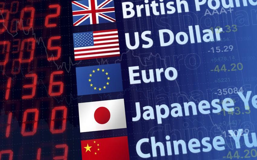 Основные показатели международных товарных, фондовых и валютных рынков (28.04.2017)