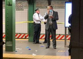 В метро Нью-Йорка произошел инцидент со стрельбой