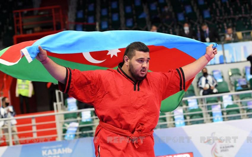 MDB Oyunları: Azərbaycan növbəti qızıl medalını qazanıb - YENİLƏNİB