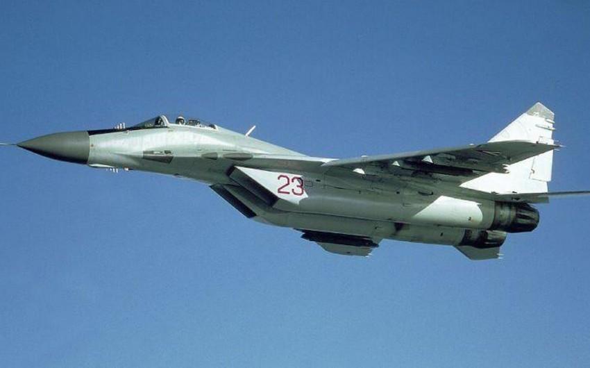 Rusiyanın Ermənistandakı aviabazasına MiQ-29lar gətiriləcək