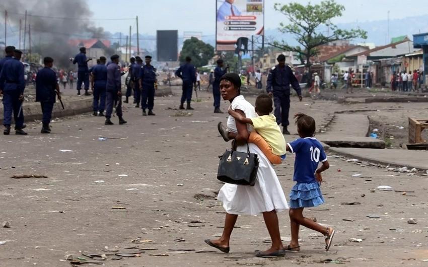 Konqoda baş verən yol qəzasında 15 nəfər öldü