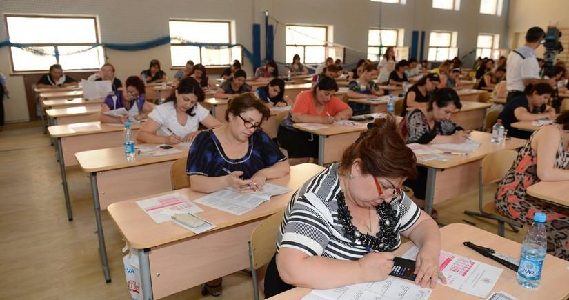 Təhsil naziri: Yayda sertifikatlaşdırmanın aparılması planlaşdırılmır