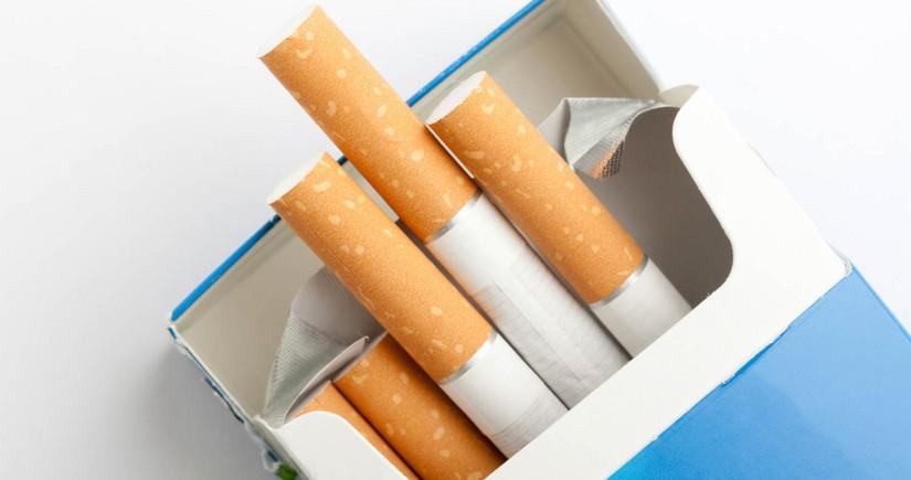 Азербайджан на 25% увеличил импорт сигарет из Грузии