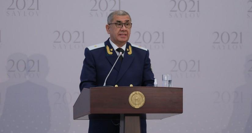 Генпрокурор Узбекистана заявил об отсутствии нарушений в ходе президентских выборов
