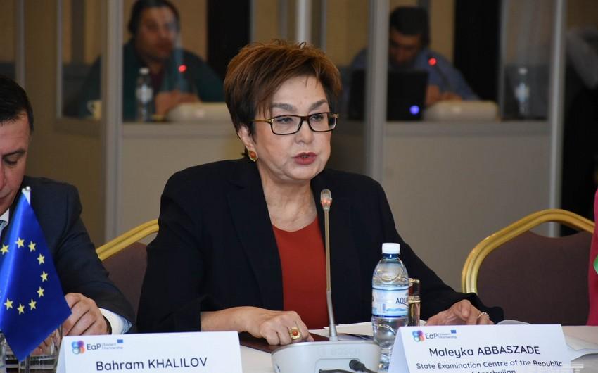 Малейка Аббасзаде об отмене второго этапа приемных экзаменов в магистратуру