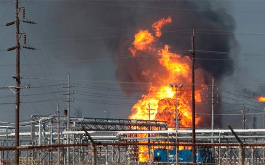 На химическом заводе в США произошел взрыв, есть пострадавшие