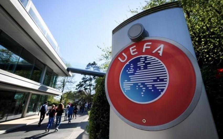 УЕФА выделил Карабаху 622 000 евро