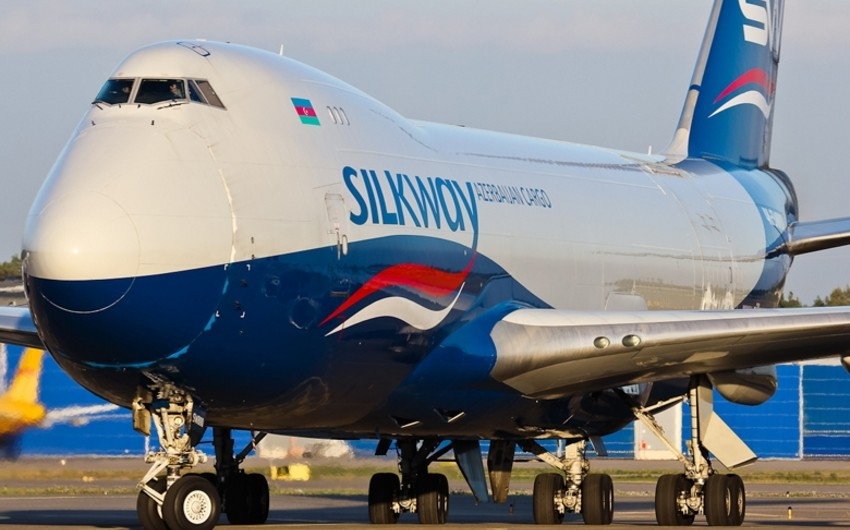Silk Way Airlines aviaşirkəti Bakıdan Cibutiyə ilk yük aviareysini yerinə yetirib
