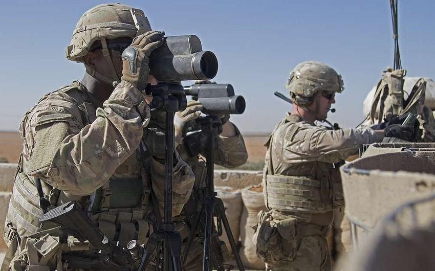 ABŞ 200 hərbçisini Suriyada saxlayacaq